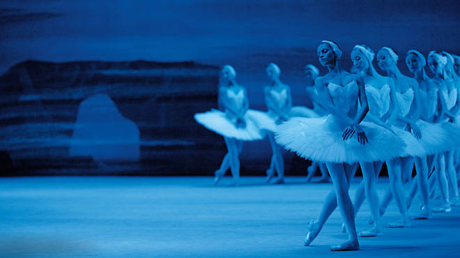 Swan Lake; Bolshoi Ballet
