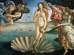 Sandro Botticelli, The Birth of Venus, 1486