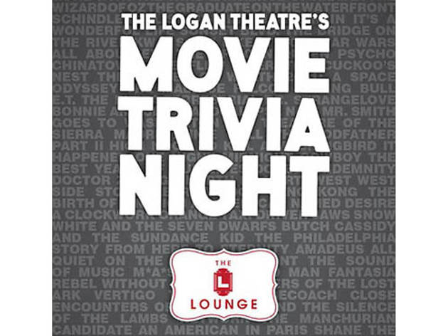 The Logan Theatre's Movie Trivia Night