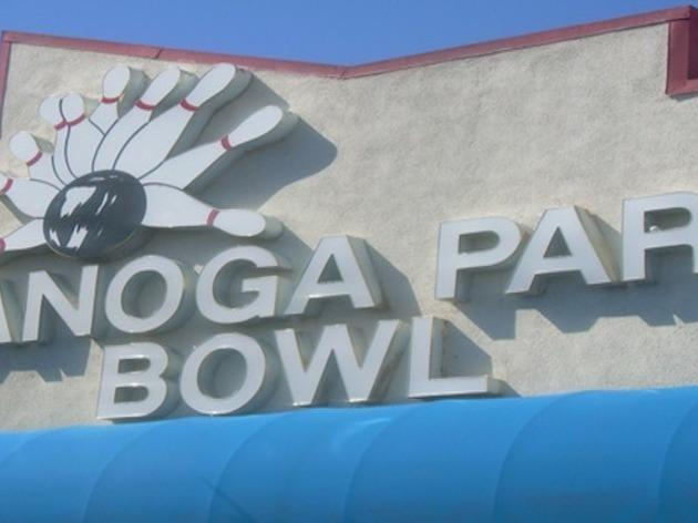 Photograph: Courtesy Canoga Park Bowl