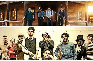 Jumbo + Triciclo Circus Band