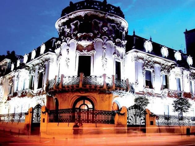 Sociedad General de Autores (Palacio de Longoria)