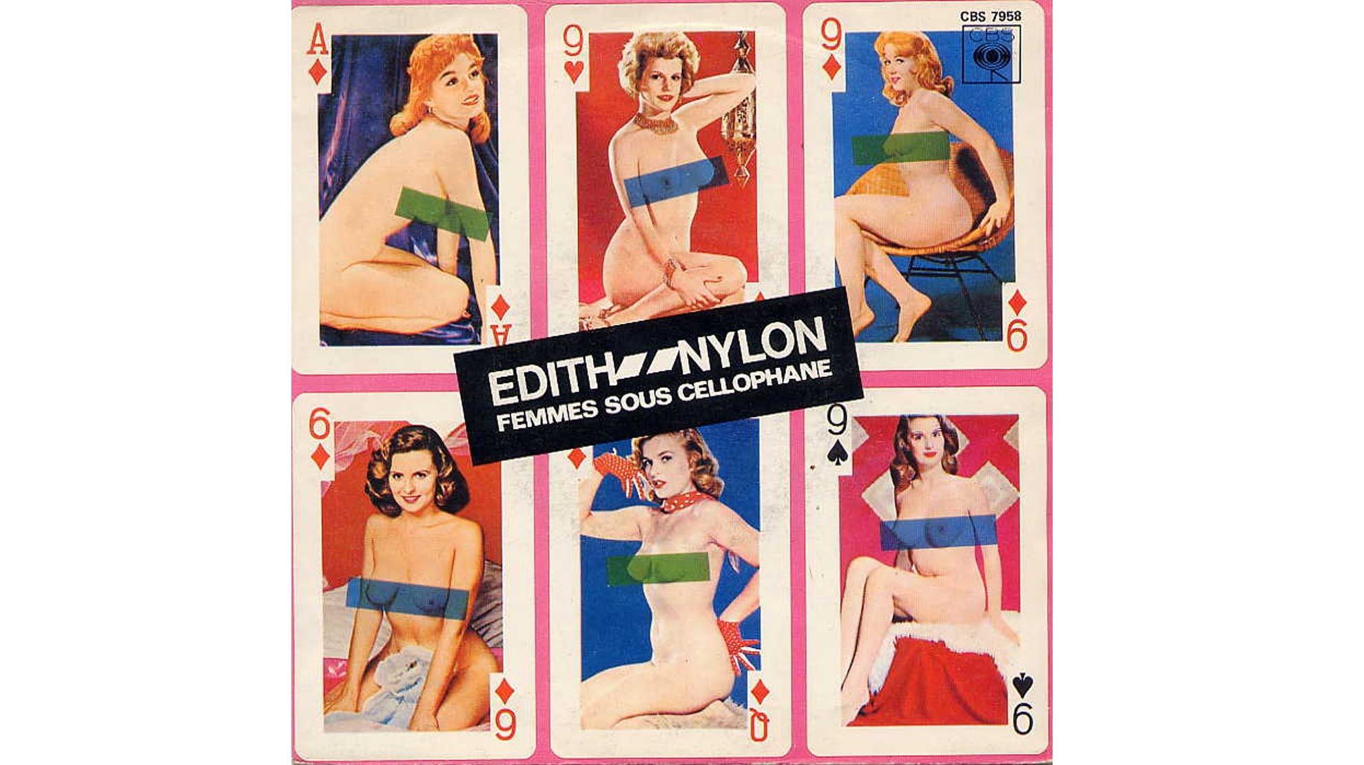 Edith Nylon • 45 tours