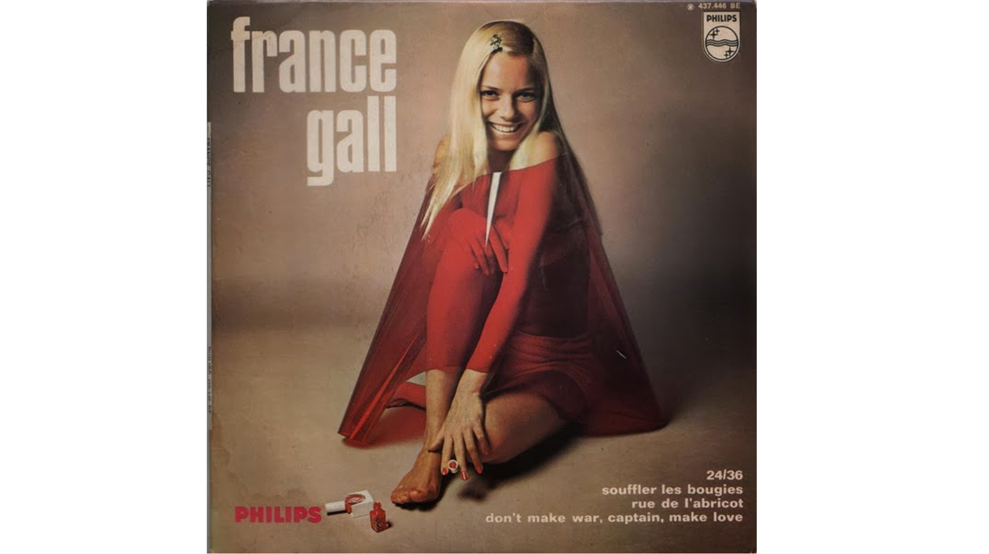 France Gall • 45 tours (1968)