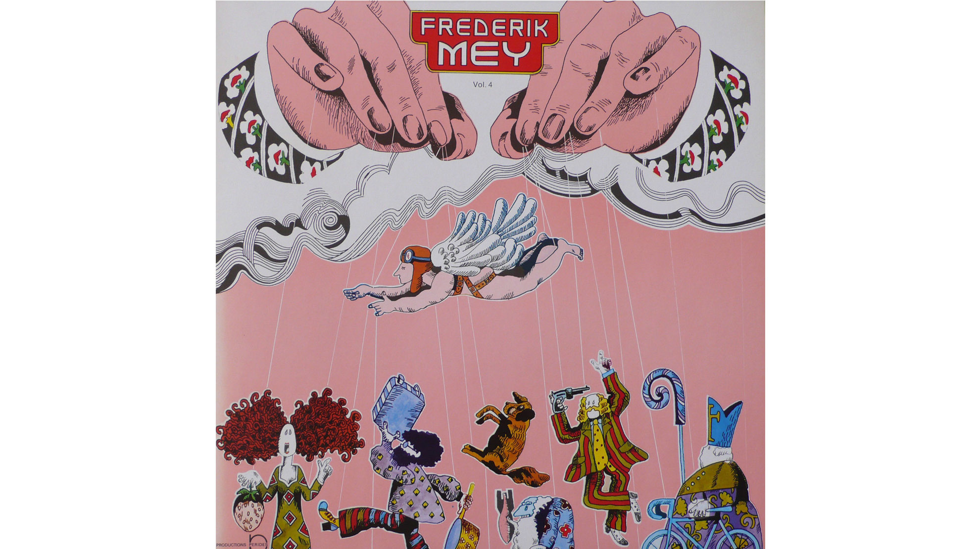 Frédérik Mey • Volume 4 (1976)
