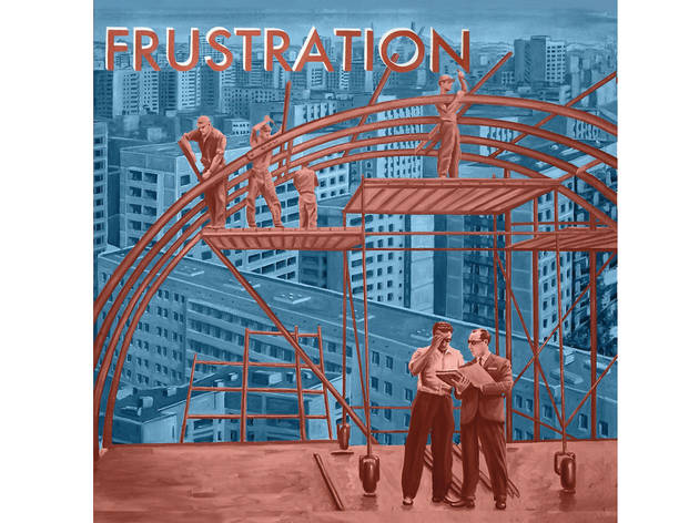 Frustration • Uncivilized (2013)