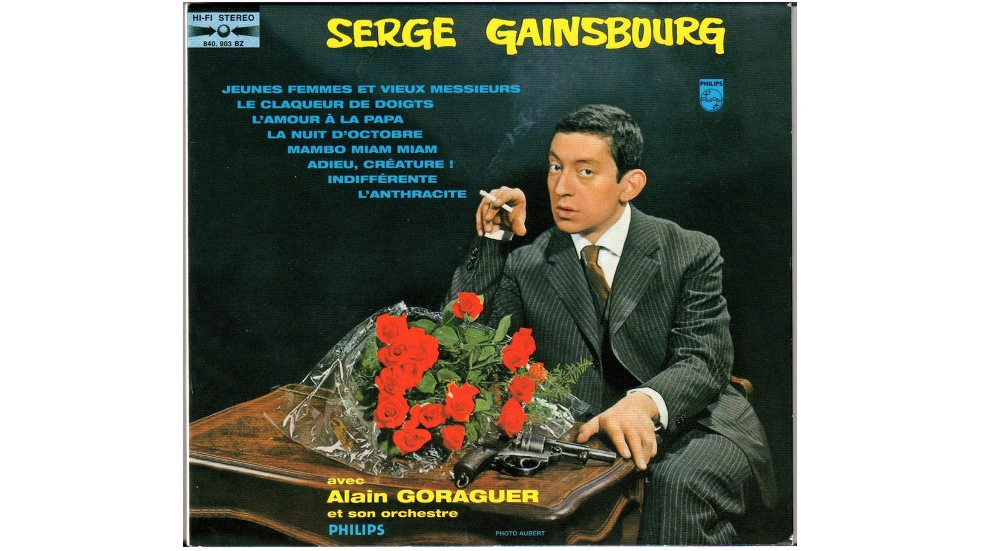 Serge Gainsbourg • N°2 (1959)