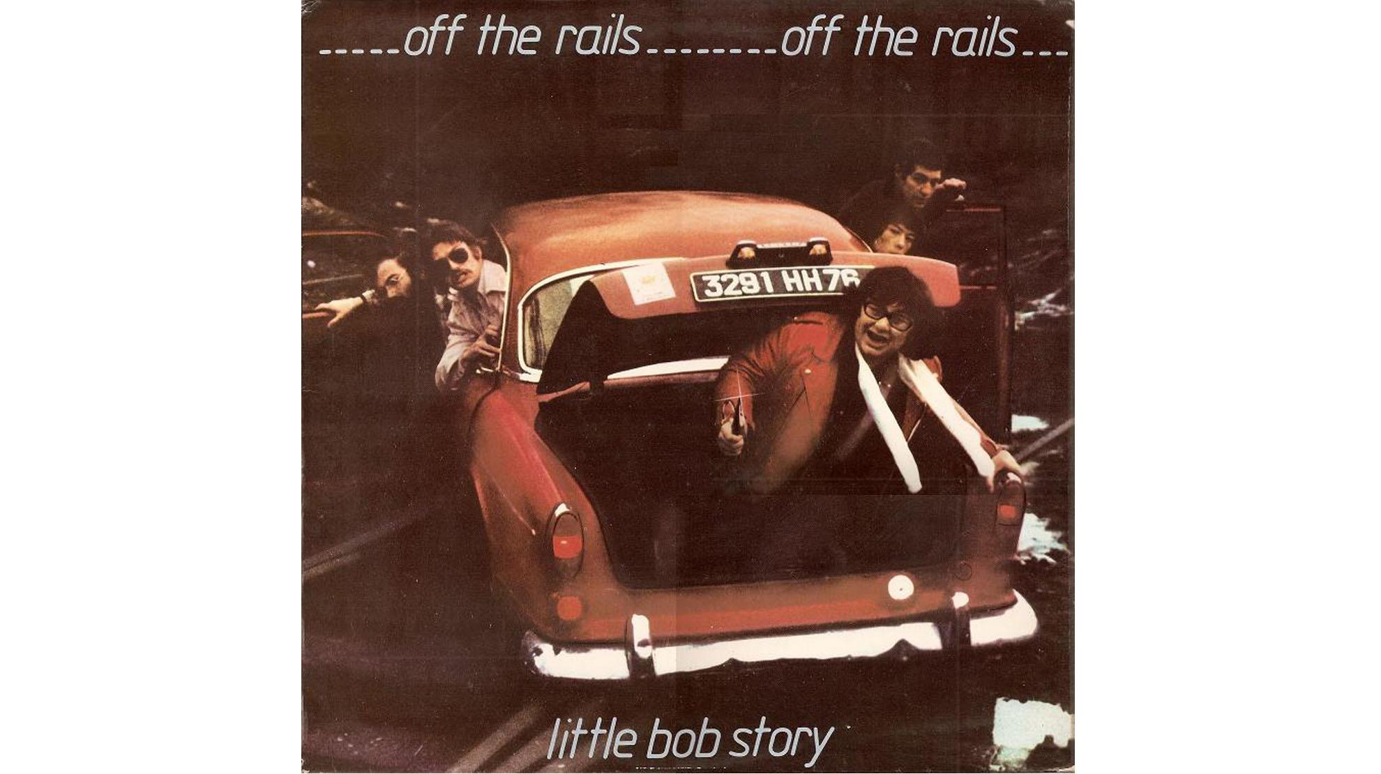 Pochette Little Bob Story dossier