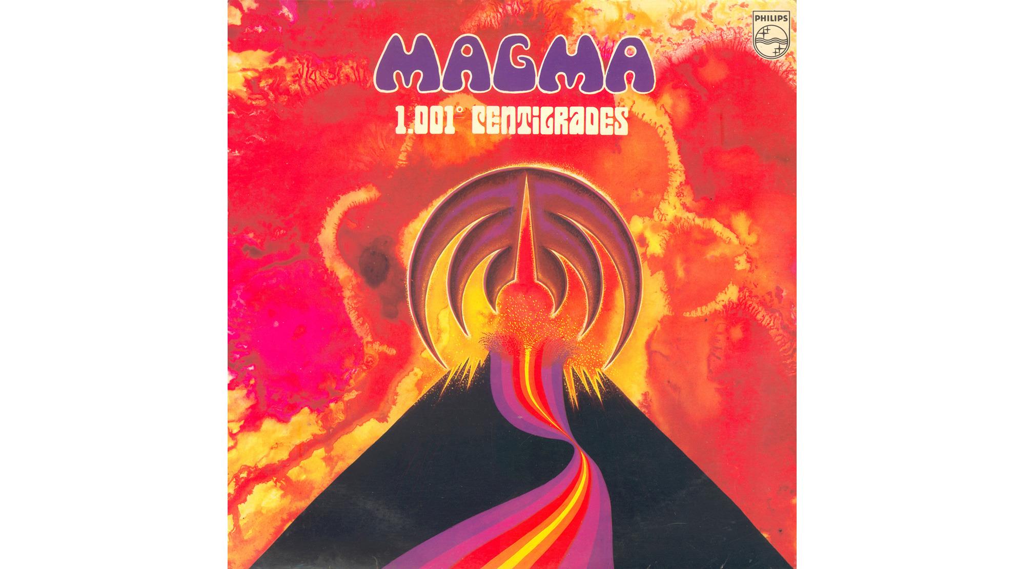 Magma • 1001° Centigrades (1971)