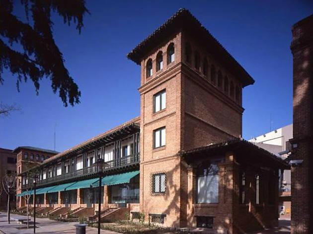 Residencia de estudiantes for Residencia para estudiantes