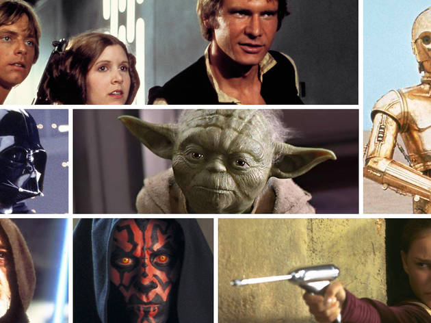 Star Wars character pictures, list of the 50 best Star Wars characters