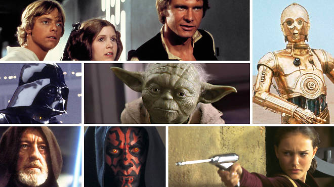 The 50 best 'Star Wars' characters