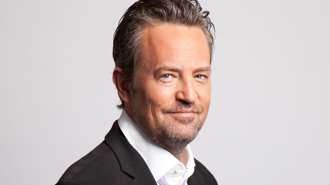 Matthew Perry interview