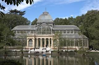 Palacio de Cristal  (Museo Reina Sofía)