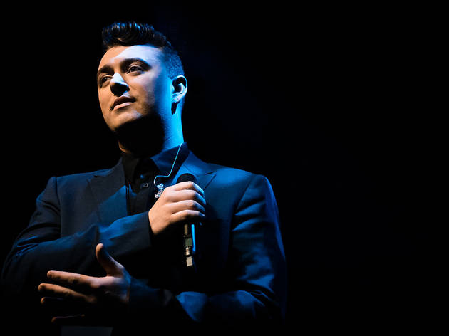 Sam Smith at Vic Theatre