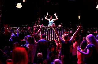 Monski Mouse's Baby Disco Dance Hall