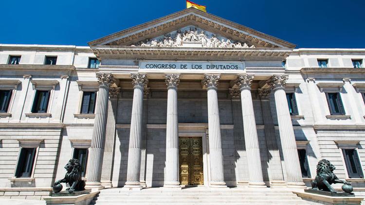 Congreso de los Diputados (Las Cortes)