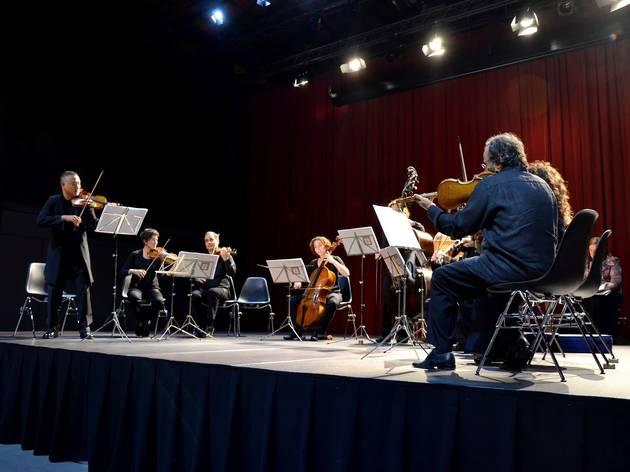 Tiana Antica 2014: Orquestra Barroca Catalana + Hiro Kurosaki