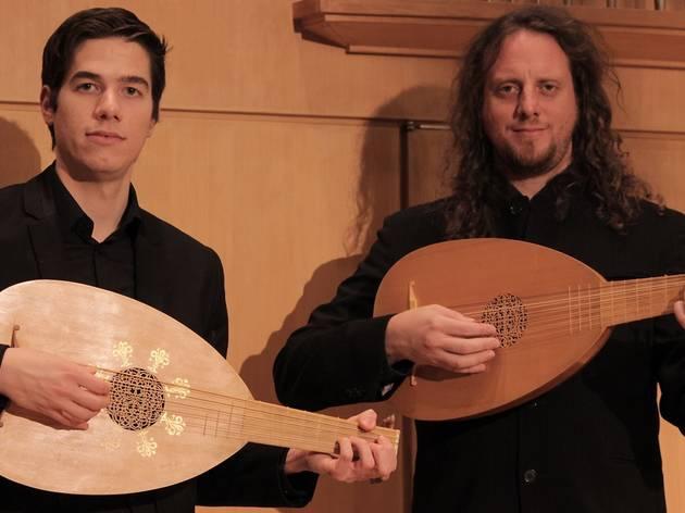 Tiana Antica 2014: Ariel Abramovich + Paul Kieffer