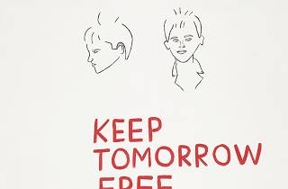 David Robilliard ('Keep Tomorrow Free', 1988)