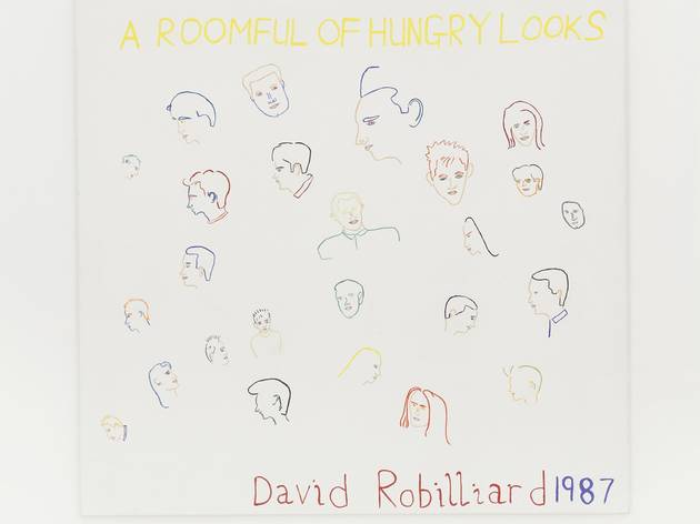 David Robilliard ('A Roomful of Hungry Looks', 1987)