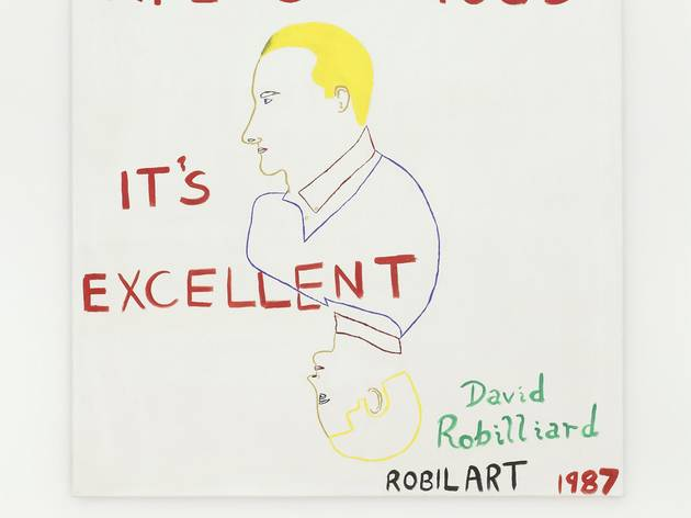 David Robilliard ('Life Isn't Good, It's Excellent', 1987)