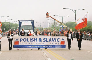 Polish Constitution Day Parade