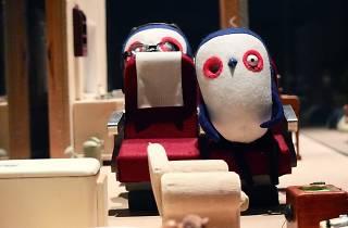 (Vue de l'exposition 'Motion Factory' / © TB - Time Out)