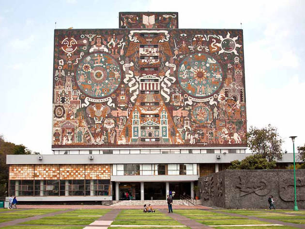 The best things to do in Ciudad Universitaria UNAM