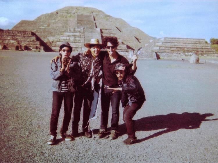 La scène musicale mexicaine