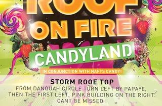 Roof on Fire - Candyland