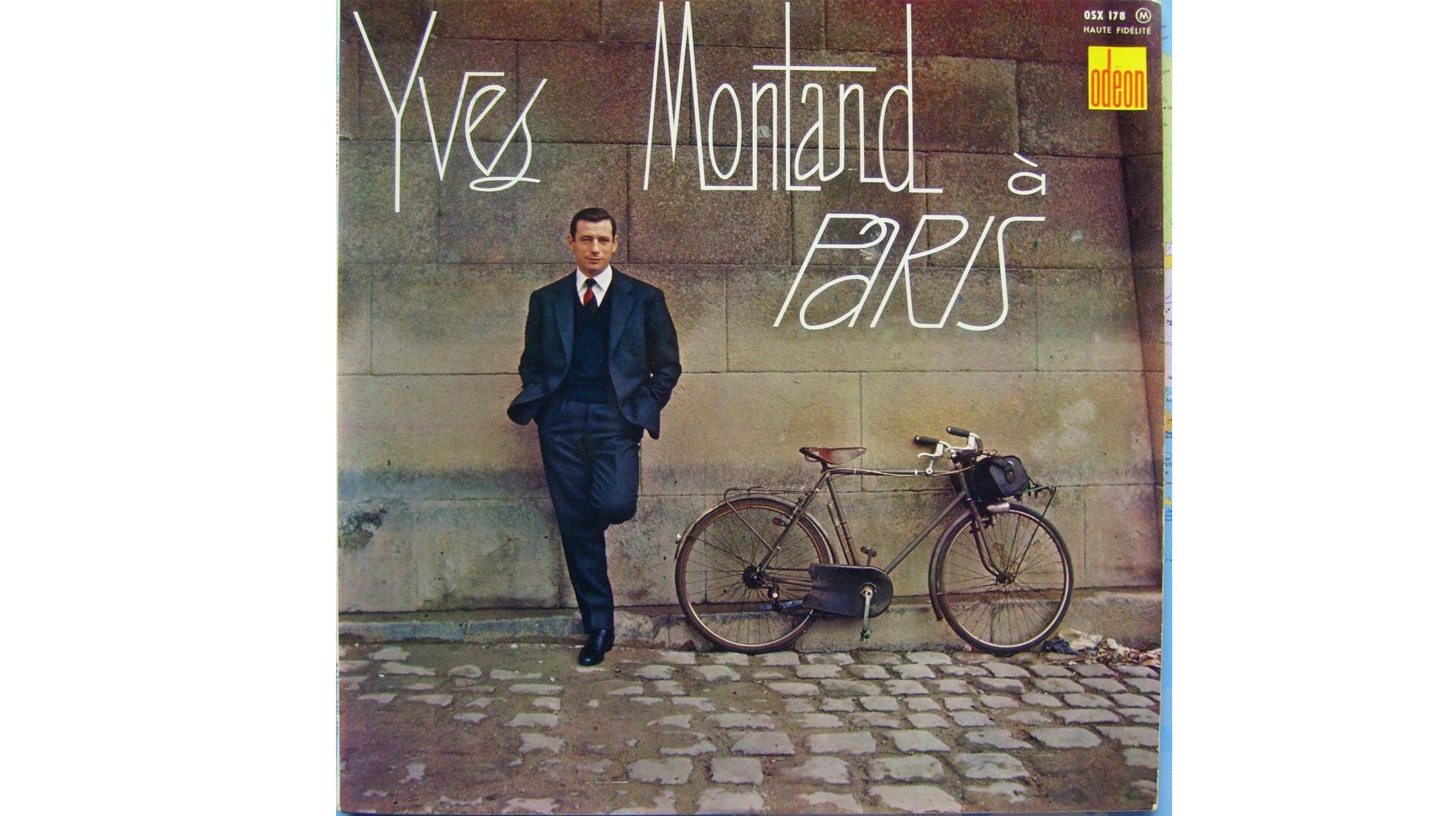 Yves Montand • A Paris (1962)