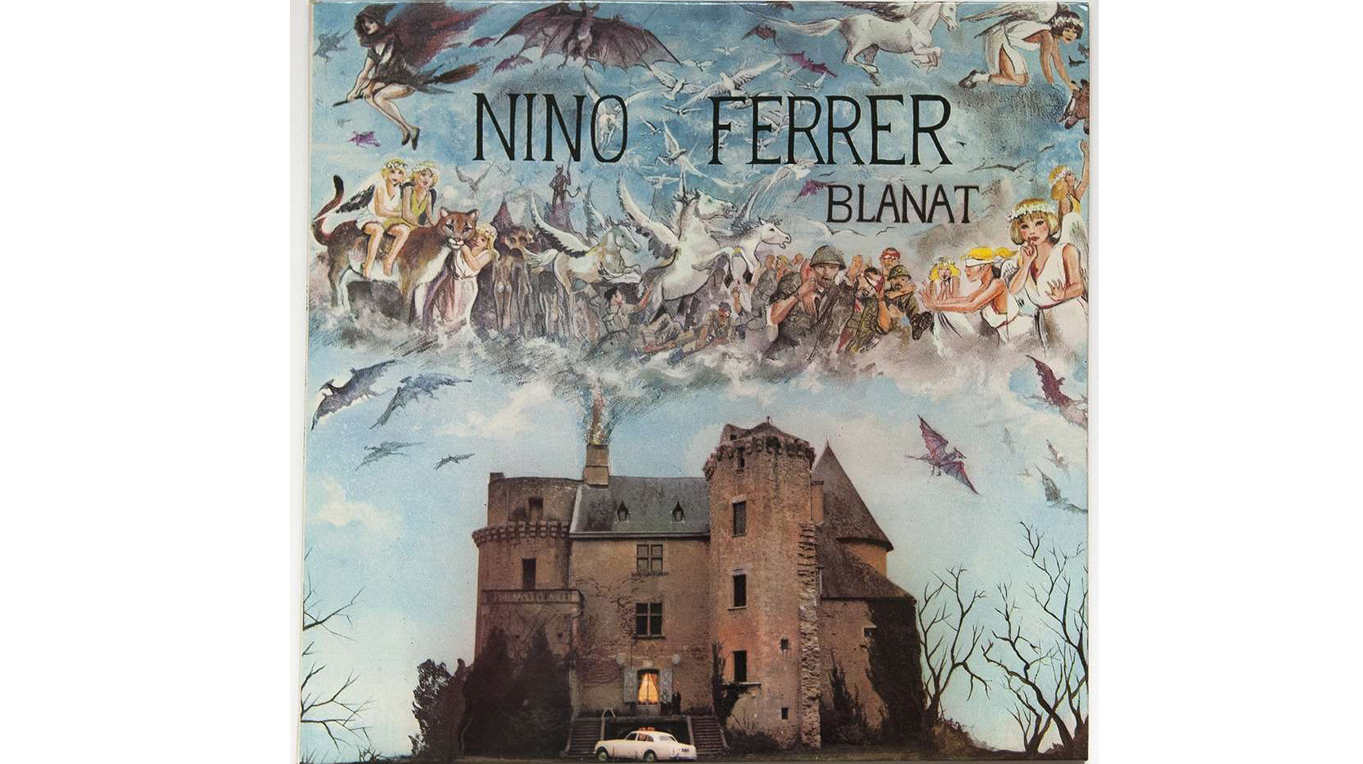 Nino Ferrer  • Blanat (1979)
