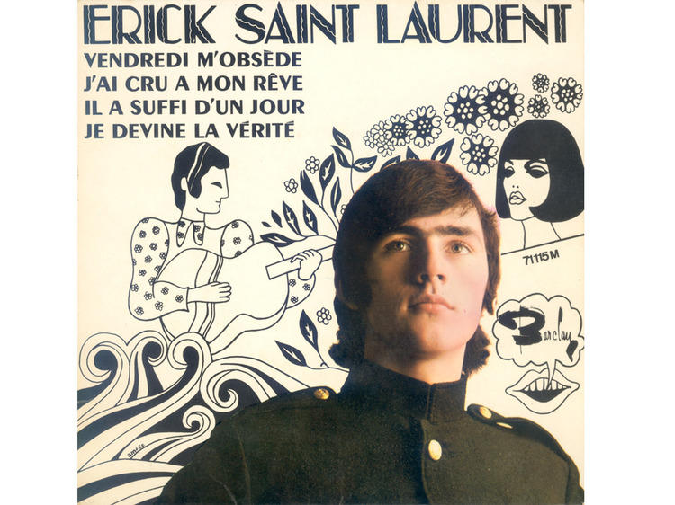 Erick Saint Laurent • 45 tours (1967)