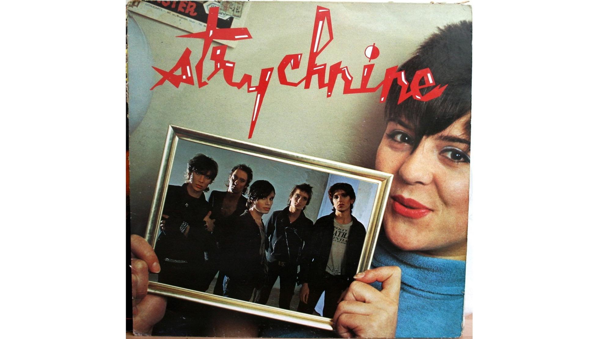 Strychnine • Jeux cruels (1980)