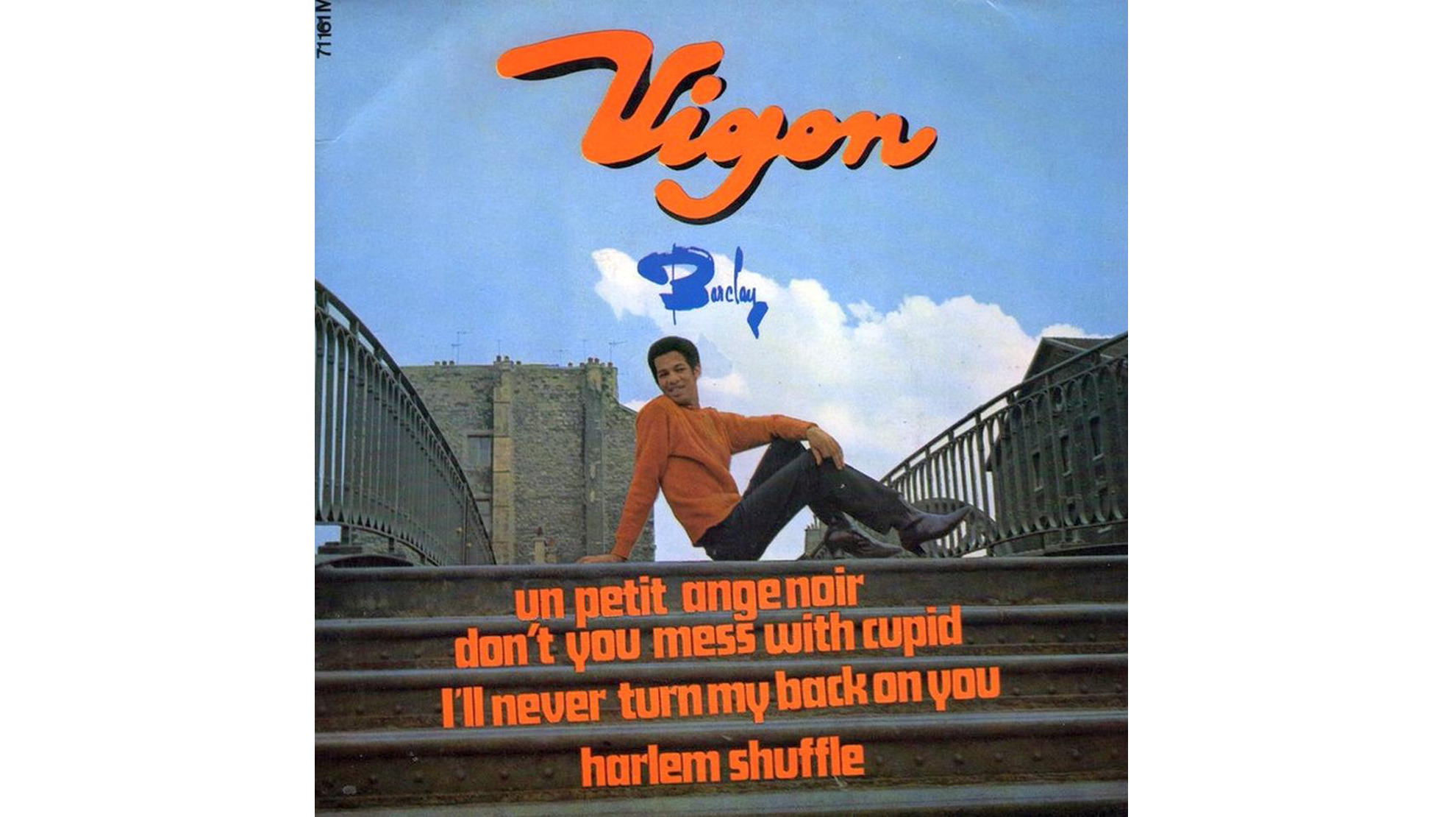 Vigon • 45 tours (1967)