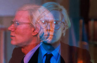 A Seance with Andy Warhol