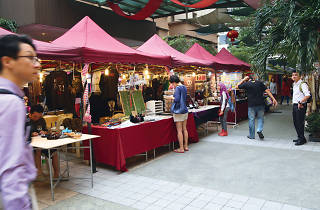 Arts, Bric-a-brac and Crafts market