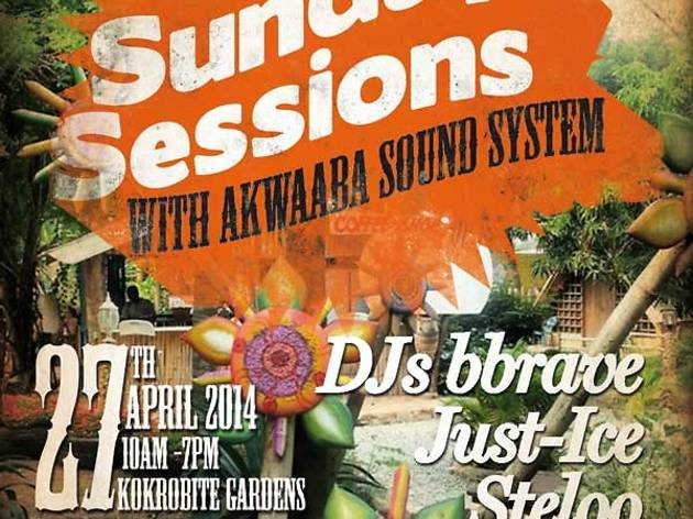 Sunday Sessions at Kokorobite Gardens