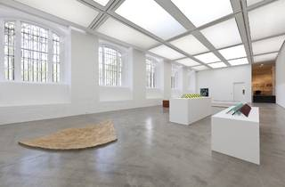Tauba Auerbach (Installation view at ICA, 2014)