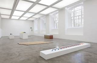 Tauba Auerbach (Installation view at ICA, 2014)