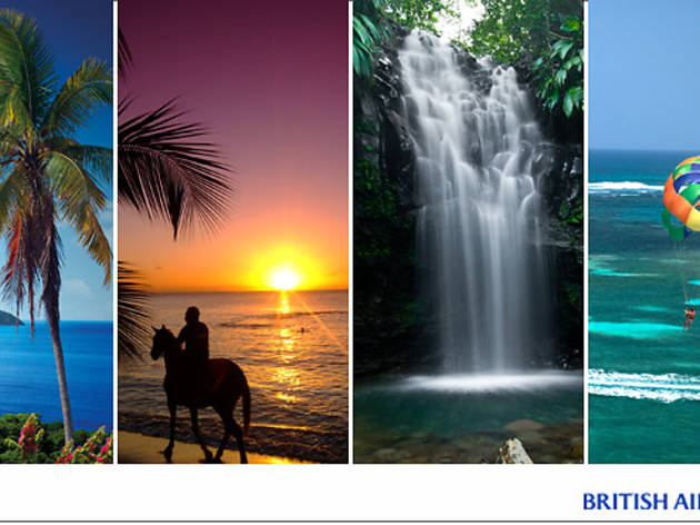 Win a trip to the Caribbean