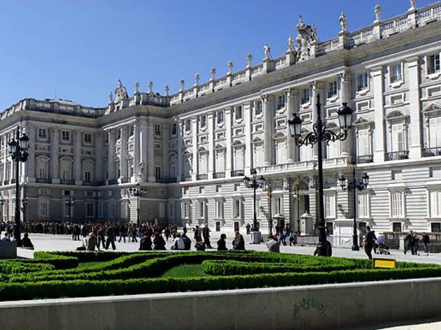 Palacio Real (Palacio de Oriente)