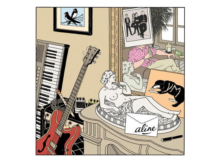 Aline • EP (2012)