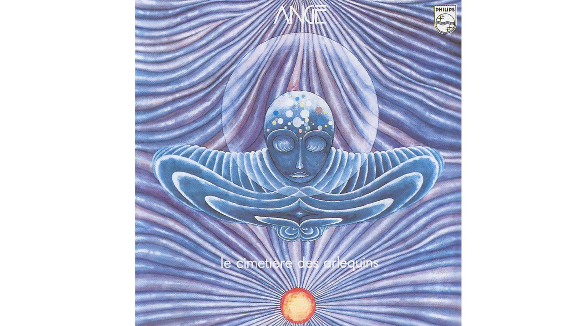 Ange • Le Cimetière des Arlequins (1973)