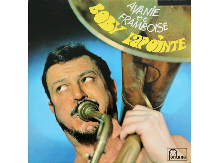 Boby Lapointe • Avanie et Framboise (1969)