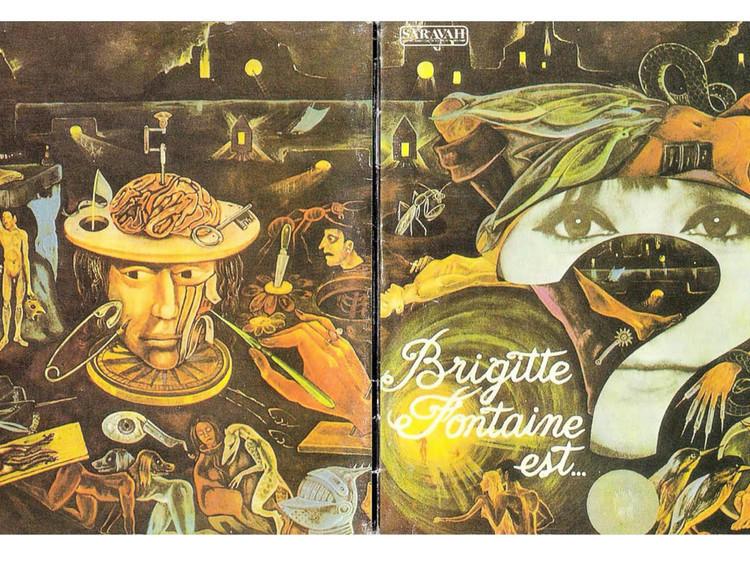 Brigitte Fontaine • Brigitte Fontaine est... (1968)