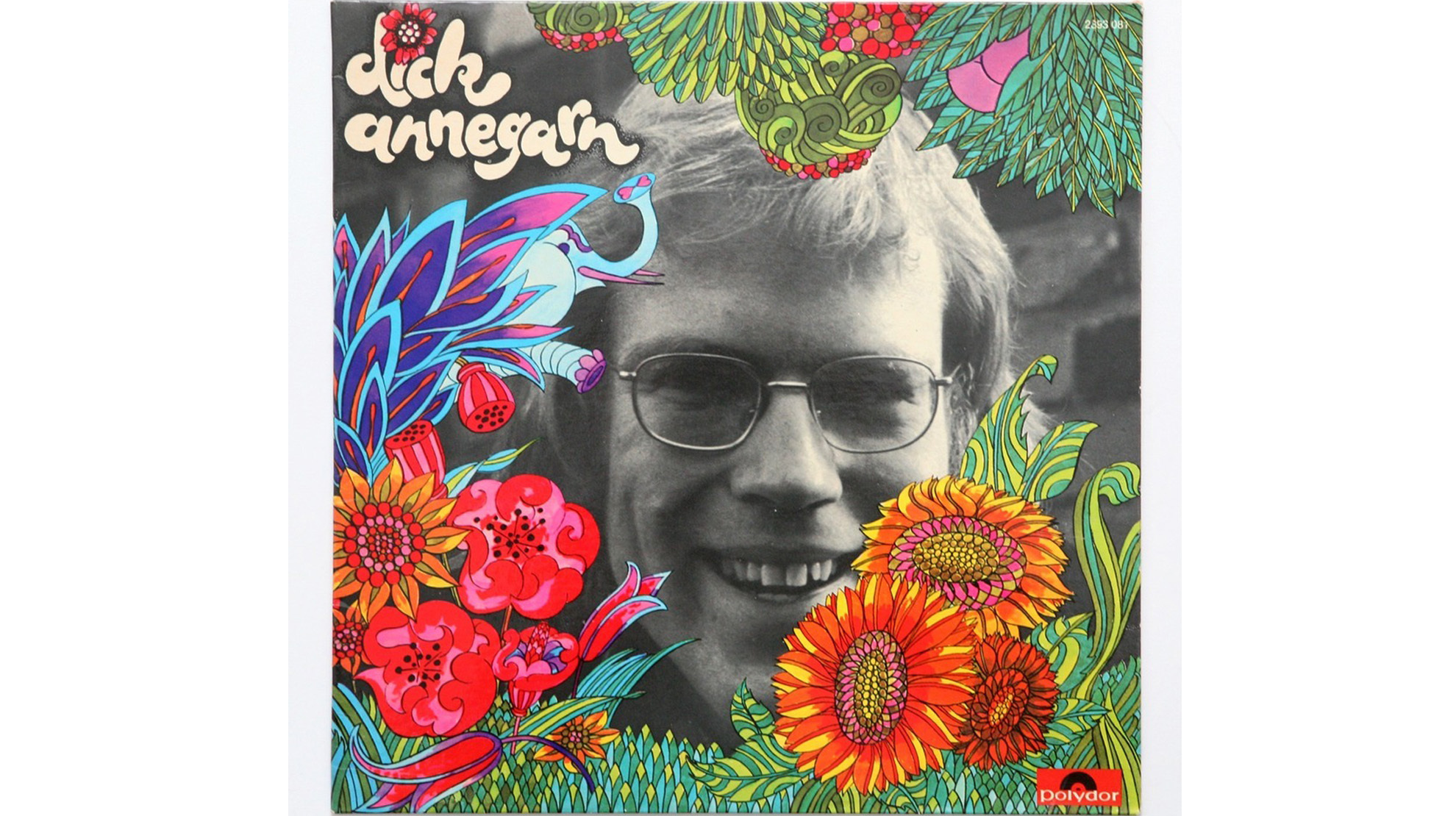 Dick Annegarn • Sacré géranium (1974)