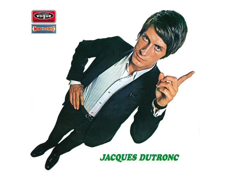 Jacques Dutronc • Sans titre (1966)