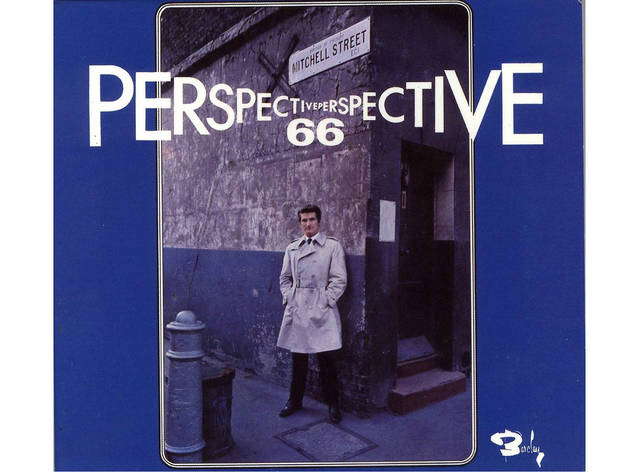 Eddy Mitchell • Perspective 66 (1966)